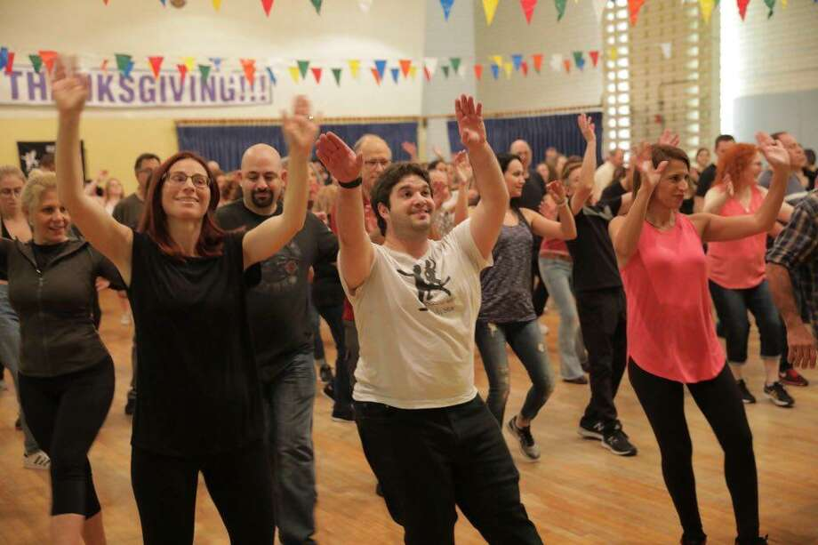 Come dance with instructor Aaron Alpert in fun-filled weekend of Israeli Folk Dance. Photo: Courtesy Photo