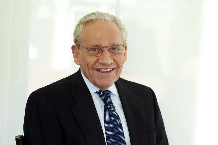 Renowned journalist/author Bob Woodward will appear at College Street Music Hall in New Haven on Jan. 22. Find out more. Photo: Lisa Berg / Contributed Photo