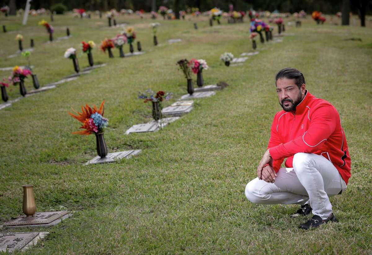 Yousuf Beg's father had no will when he died, which is a common occurrence in American Muslim families.