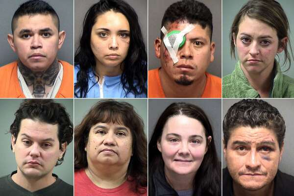 It Was A Busy December For Bexar County Law Enforcement Agencies Who Arrested 62 People
