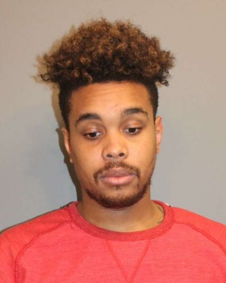 Giovanny Nicolas, 27, of Belden Avenue, Norwalk Photo: Norwalk Police Dept.