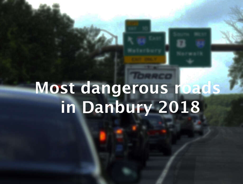 >> Click through to see which roads are the most dangerous in Danbury.