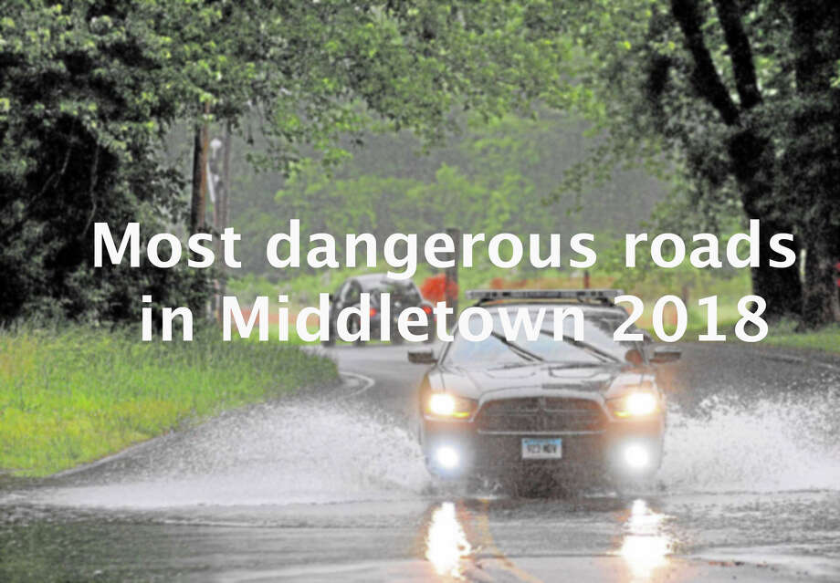 >> Click through to see which roads are the most dangerous in Middletown.