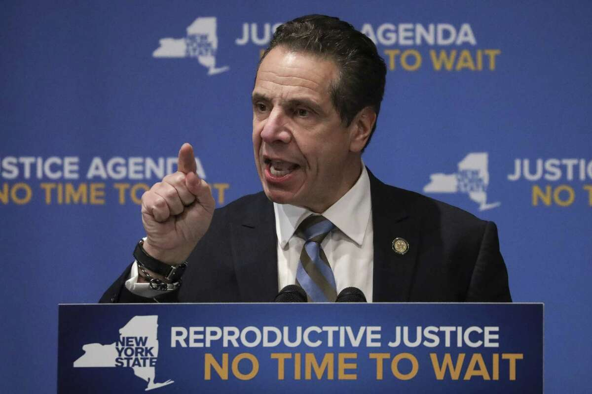 Speaking to reporters on Wednesday afternoon, Gov. Andrew Cuomo warned that any regulatory framework for recreational marijuana should factor in the cost of the drug in nearby states or on the black market.