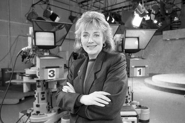 Sylvia Chase, former KRON news anchor and award-winning TV