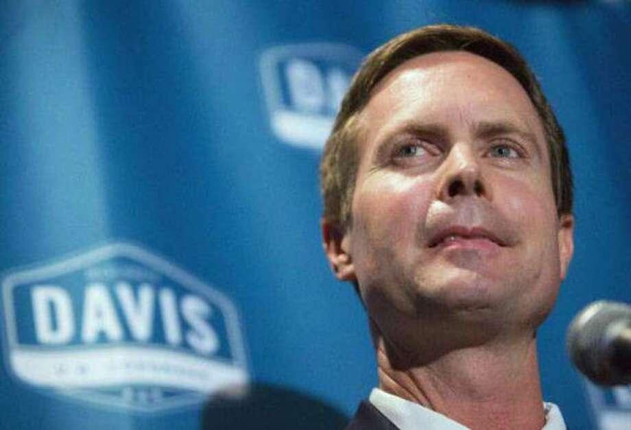 Davis Photo: AP File Photo