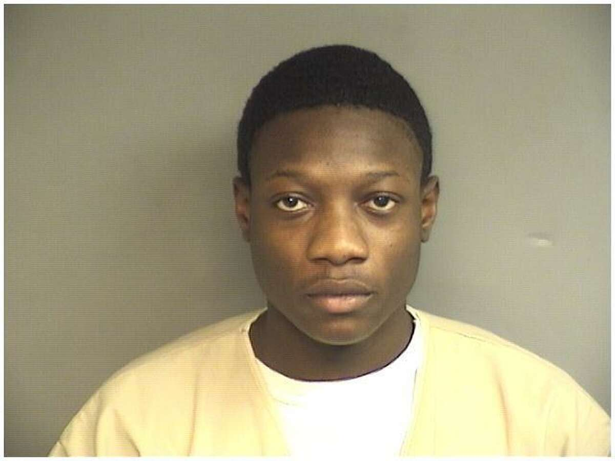 Onaje Smith, 20, of Bridgeport, is a trial for a bloody crime spree.