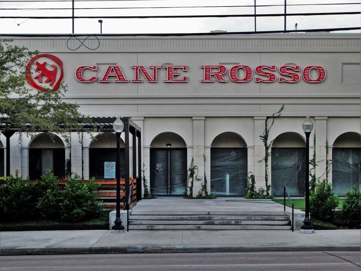 The former Cane Rosso at 4306 Yoakum in Montrose will become a Tex-Mex restaurant from the owners of The Pit Room barbecue.