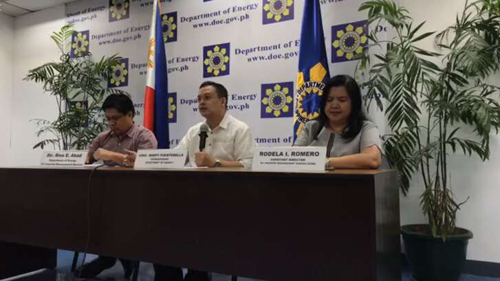 The Woodlands-based Excelerate Energy LP and Philippines-based First Gen Corp. have filed a joint bid for an multibillion dollar liquefied natural gas project in the Philippines, Filipino Department of Energy Undersecretary Felix William Fuentebella said during a late Monday afternoon press conference in Manila.