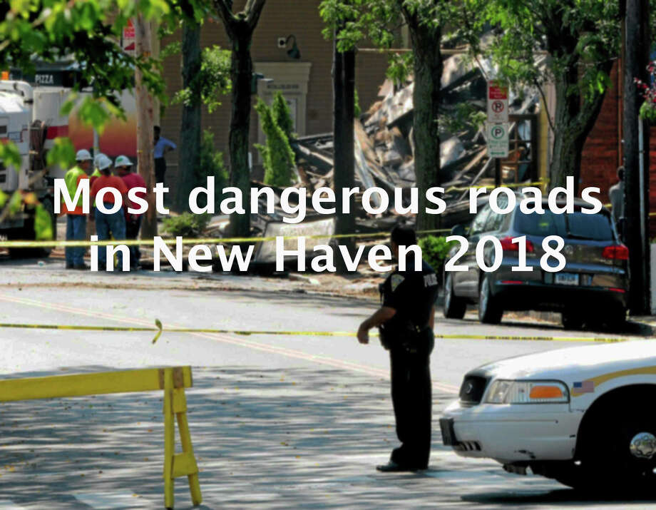 >> Click through to see which roads are the most dangerous in New Haven.