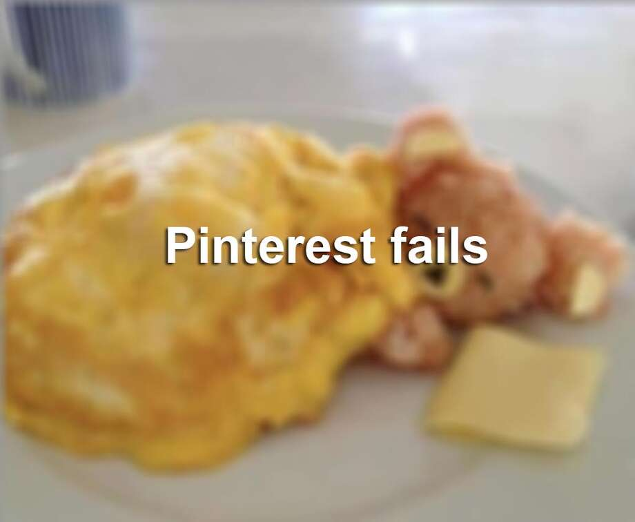 Pinterest fails Photo: Pinterest