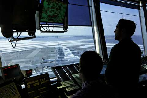 Working Without Pay Air Traffic Controllers Are Driving Uber And