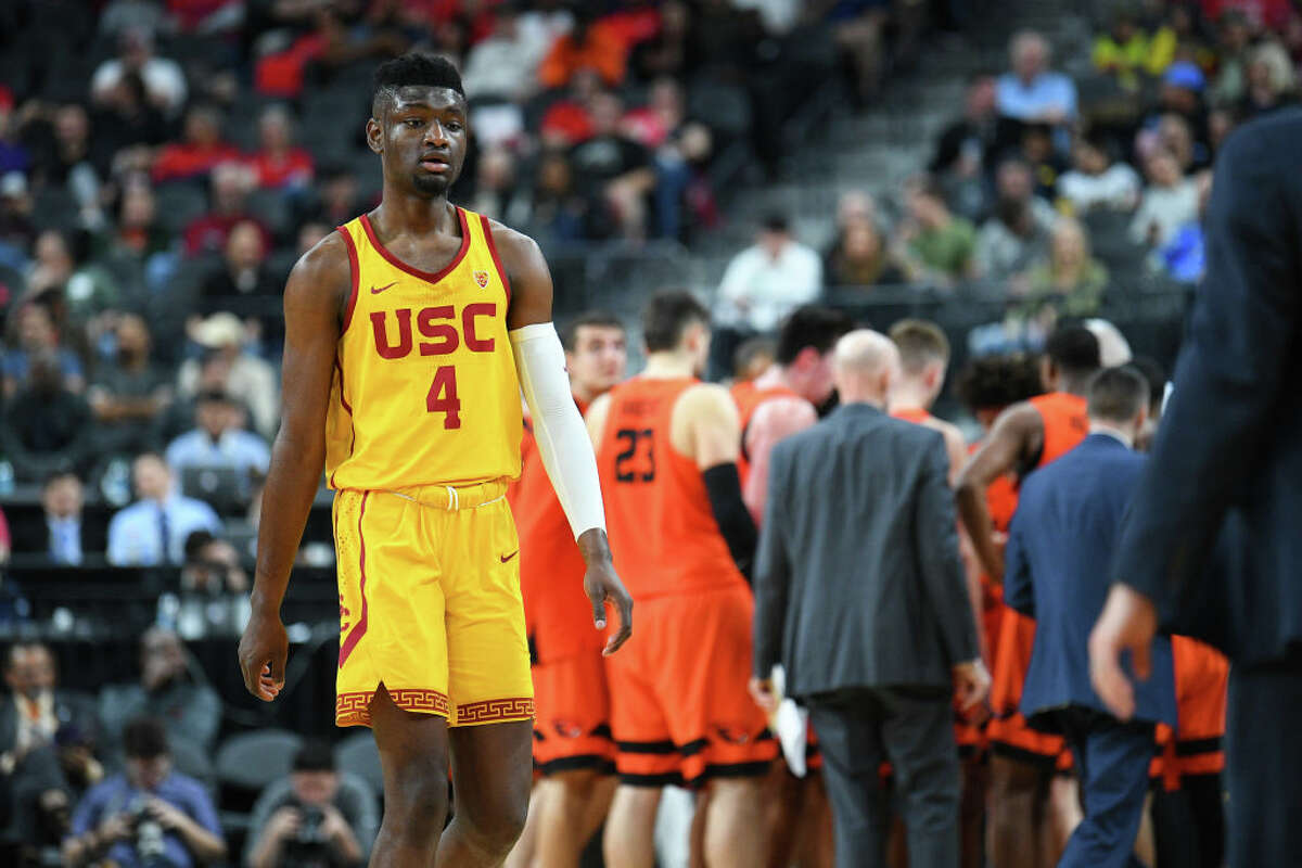 2. USC Trojans (12-8, 5-2 Pac-12) Now, you may be wondering how a 12-8 USC team can be this high. Well, remember: these are Pac-12 power rankings. And right now, the Trojans look like one of the better teams in the conference. Last week, they laid a 23-point beatdown on Arizona and eked out a close win over Arizona State. They'll get a chance to further assert their skill when they face Washington this week.