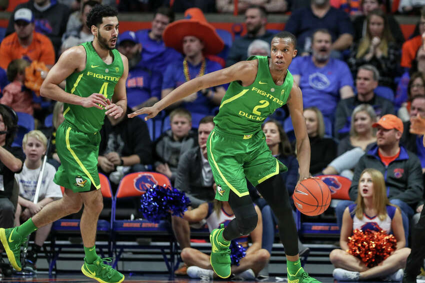 10. Oregon Ducks (15-12, 6-8 Pac-12) Oh, how the mighty have fallen. The Ducks were picked to win the Pac-12 at the start of the season. Now, they're squarely entrenched at the bottom of the conference after a pair of embarrassing losses to the LA schools. It's hard to believe that just two years ago, Oregon was playing in a Final Four. As the old saying goes though,