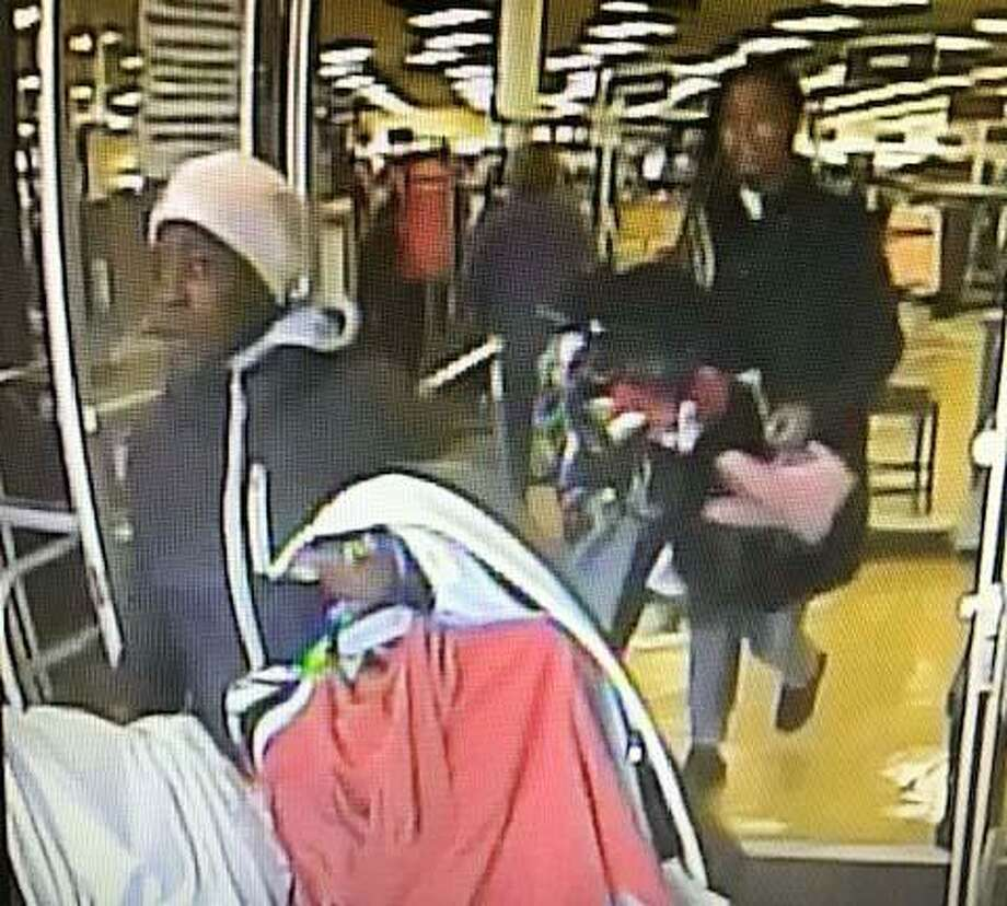 Police are attempting to identify three females who stole $500 worth of clothing from Marshalls on Dixwell Avenue on Friday, Jan. 4, 2019. Photo: /