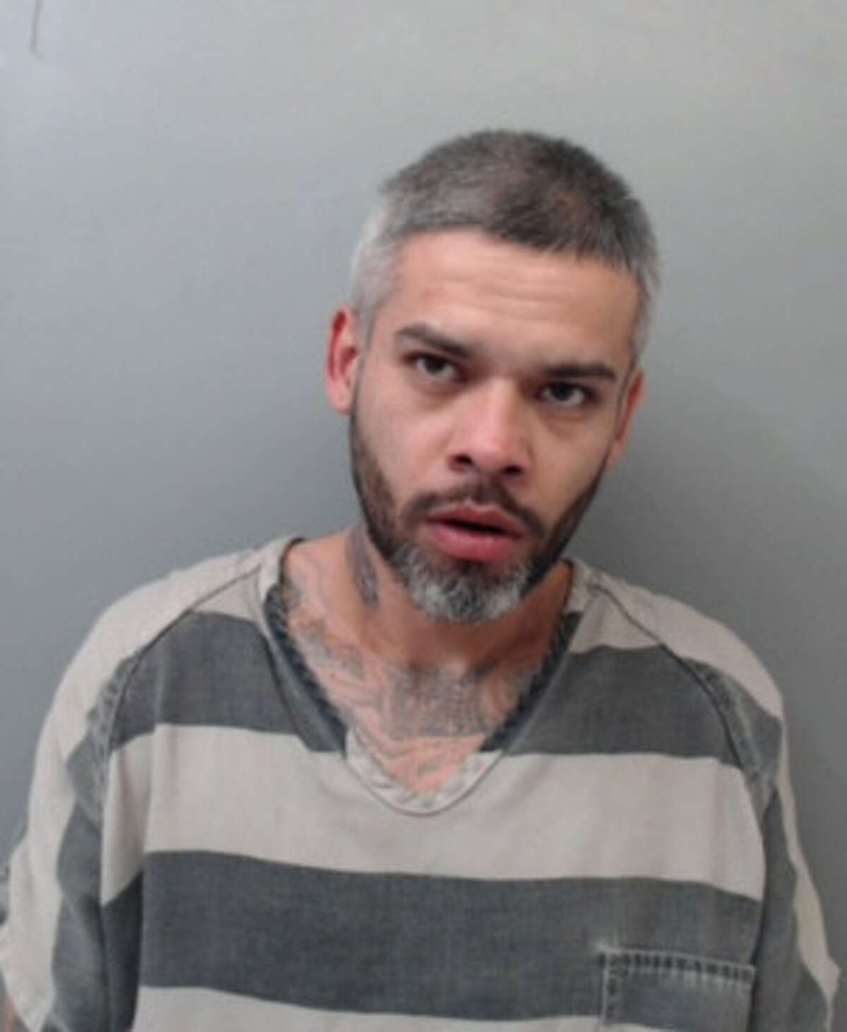 Ricardo Campos, 34, was charged with unauthorized use of a vehicle.