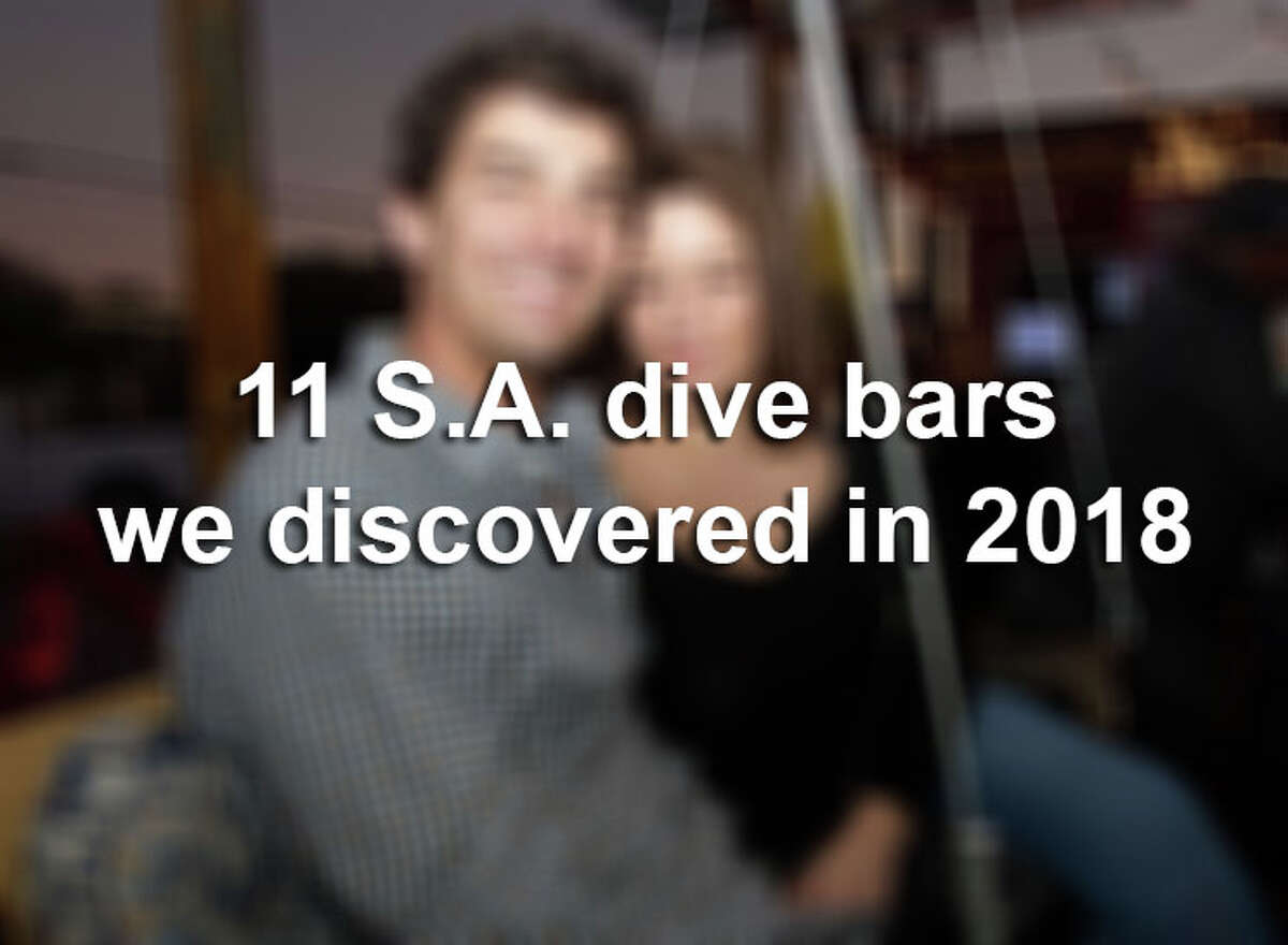 From a Northeast Side bar that houses four- yes, four- shuffleboard tables, to a hip new bar in Hemisfair, Chuck reviewed dive bars around the Alamo City for our Pub Crawl story series. Click through the gallery above to get familiar with 11 dive bars we discovered in San Antonio last year.