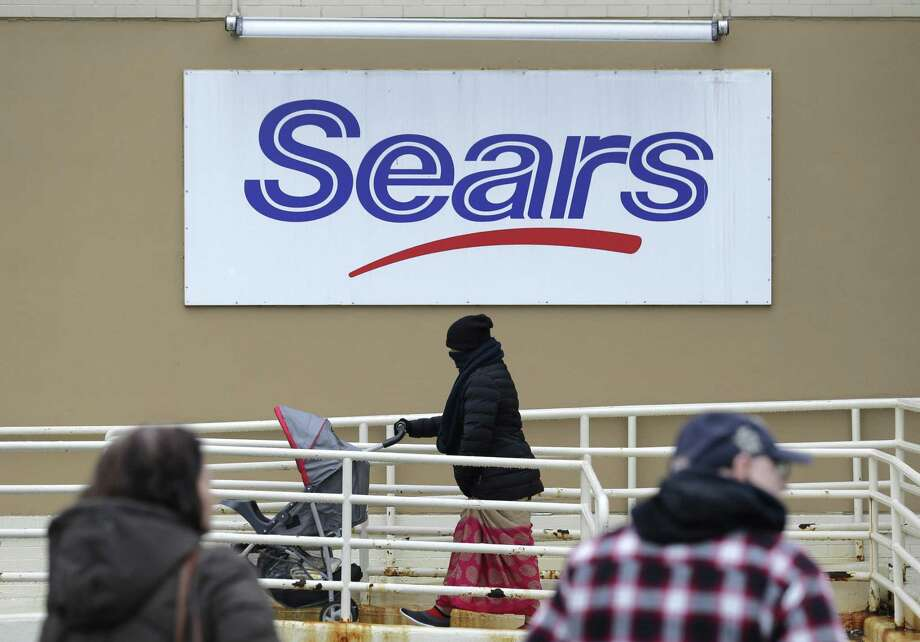 A Sears store in Hackensack, N.J. on Jan. 8, 2019. The iconic Sears could be heading into liquidation if its board rejects a bid by company chairman Eddie Lampert to keep the business running in its entirety. (AP Photo/Seth Wenig) Photo: Seth Wenig / Associated Press / Copyright 2019 The Associated Press. All rights reserved.