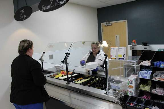 Texas Emergency Hospital open its cafeteria to the public on Oct. 29, 2018.The cafeteria serves breakfast and lunch to its patients and the public.