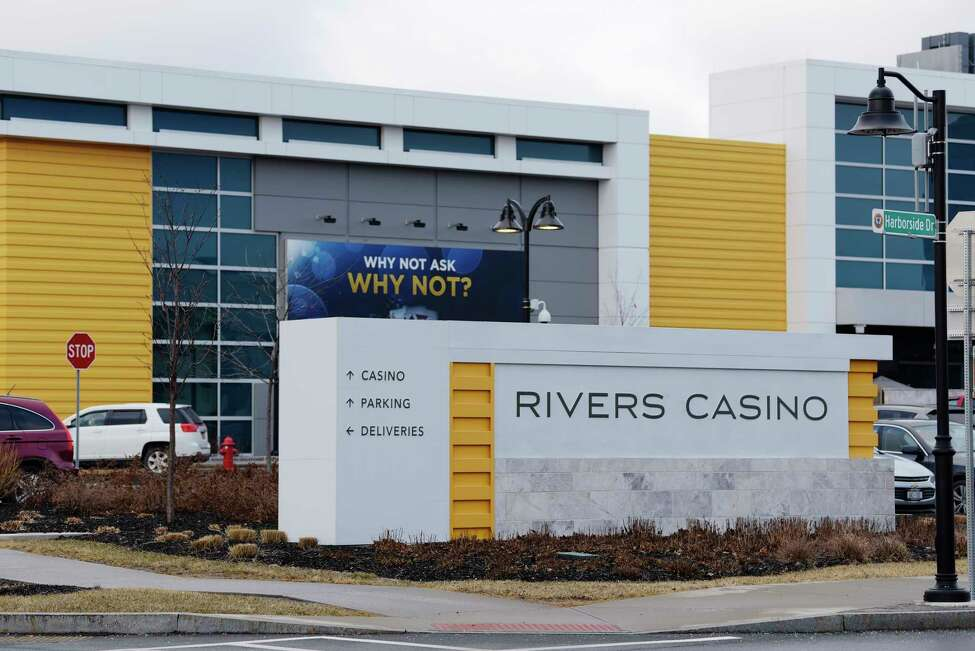 Rivers Casino & Resort in Schenectady is hoping to start taking bets Tuesday on sporting events.