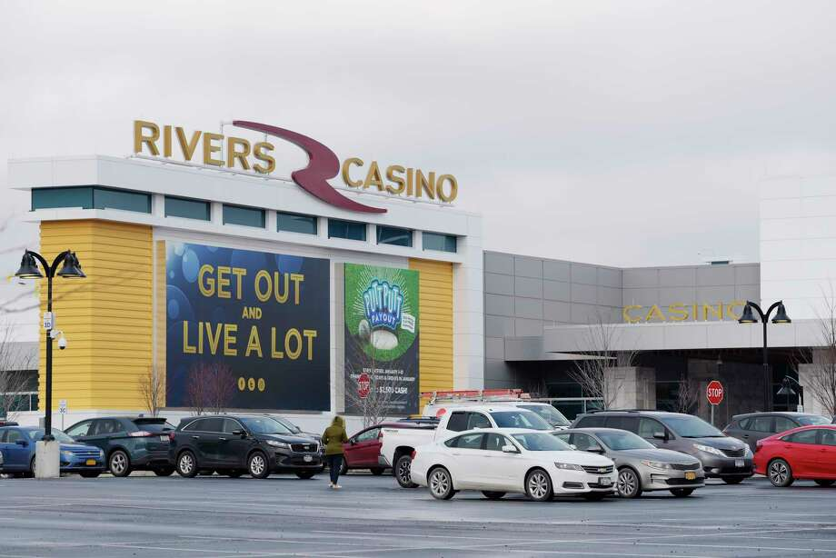 Rivers Casino & Resort will soon be able to offer sports gambling in New York. (Paul Buckowski/Times Union) Photo: Paul Buckowski, Albany Times Union / (Paul Buckowski/Times Union)