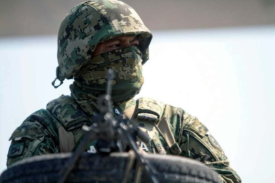 Mexican authorities said Friday that five attackers have died in a clash