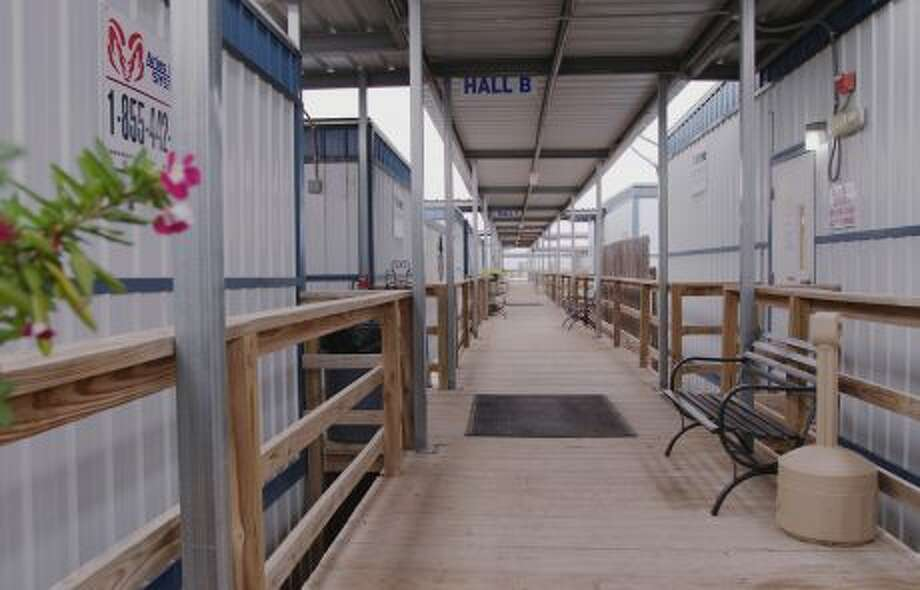 Modular leader Aries announced the opening of their largest workforce housing facility to date outside Orla, Texas. Photo: Courtesy Of Aries
