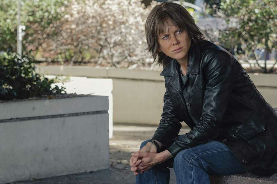 "Nicole Kidman stars as embittered alcoholic L.A. police Detective Erin Bell in ""Destroyer."" Photo: Sabrina Lantos / Annapurnas / TNS"