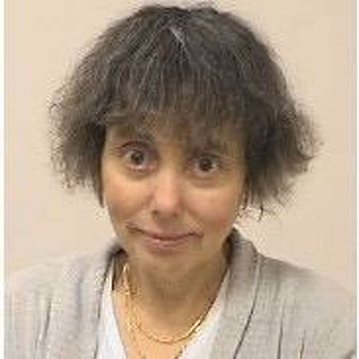 Lynn Uhlfelder Berman of the Greenwich Time