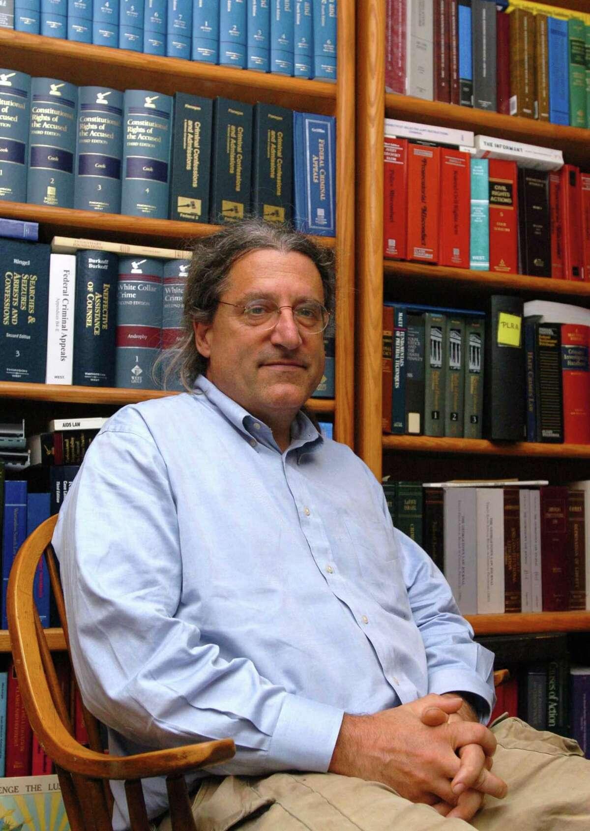 New Haven attorney Norm Pattis