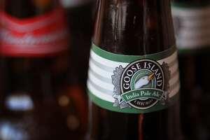 Goose Island Beer.