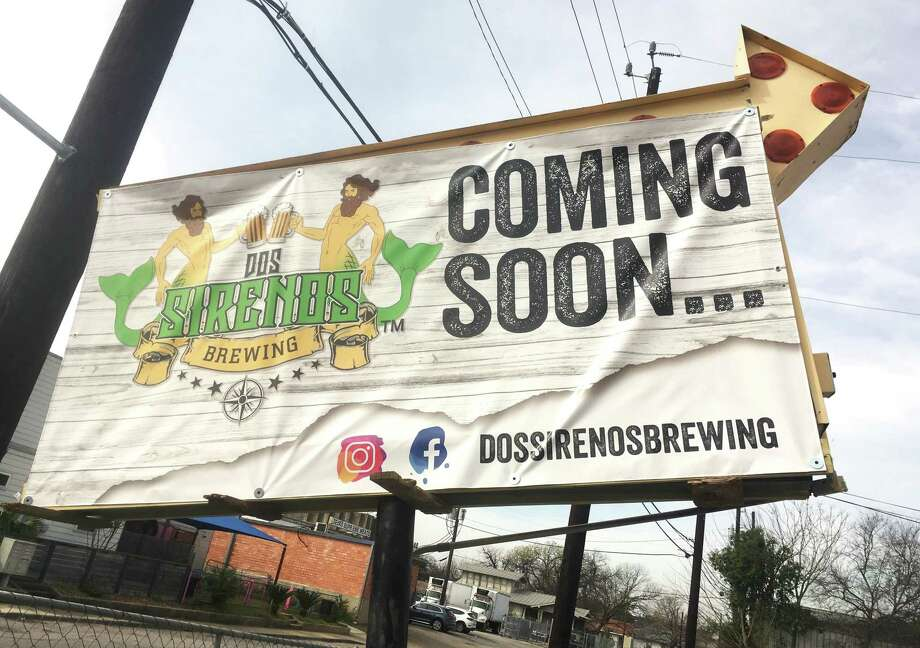 Currently under renovation, Dos Sirenos Brewing Co. will be located at 231 E. Cevallos St. in San Antonio's Lone Star Art District. Photo: Chuck Blount /Staff