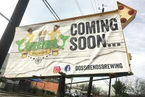 Currently under renovation, Dos Sirenos Brewing Co. will be located at 231 E. Cevallos St. in San Antonio's Lone Star Art District.