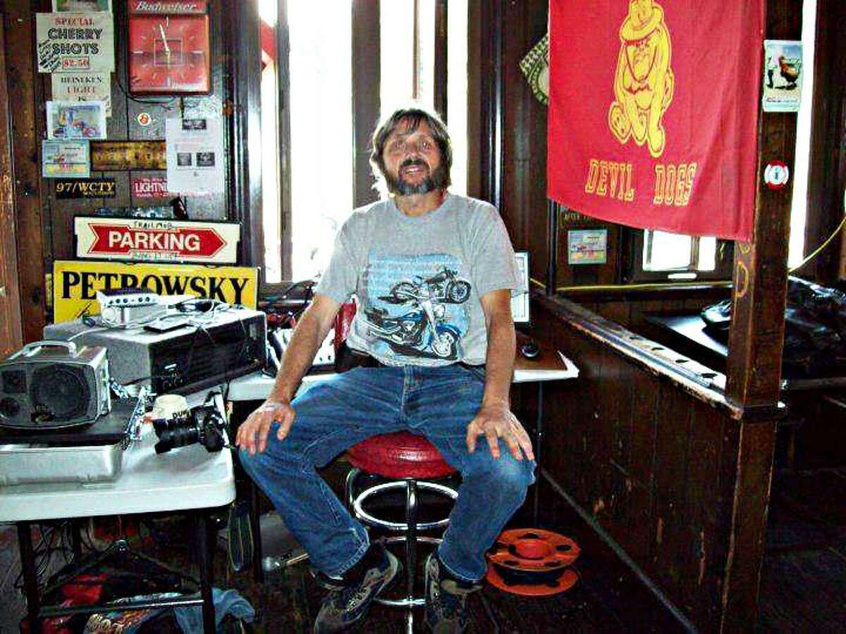 DJ Les Benfield of Middletown played a few times at the Red Dog Saloon in Middlefield as part of a Christian motorcyclists outreach ministry. The group conducted some bike blessings there between 2010 and 2012, he said.