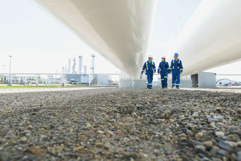 Dallas pipeline and storage terminal company Discovery Midstream Partners has received $1 billion of private equity funding that will be used to develop the company's second round of oil and natural gas infrastructure projects. Photo: Discovery Midstream Partners
