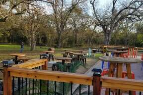 The Aquaduck Beer Garden, at 9214 Espada Road, has been open since Dec. 22, but will host a grand opening on Jan. 12.