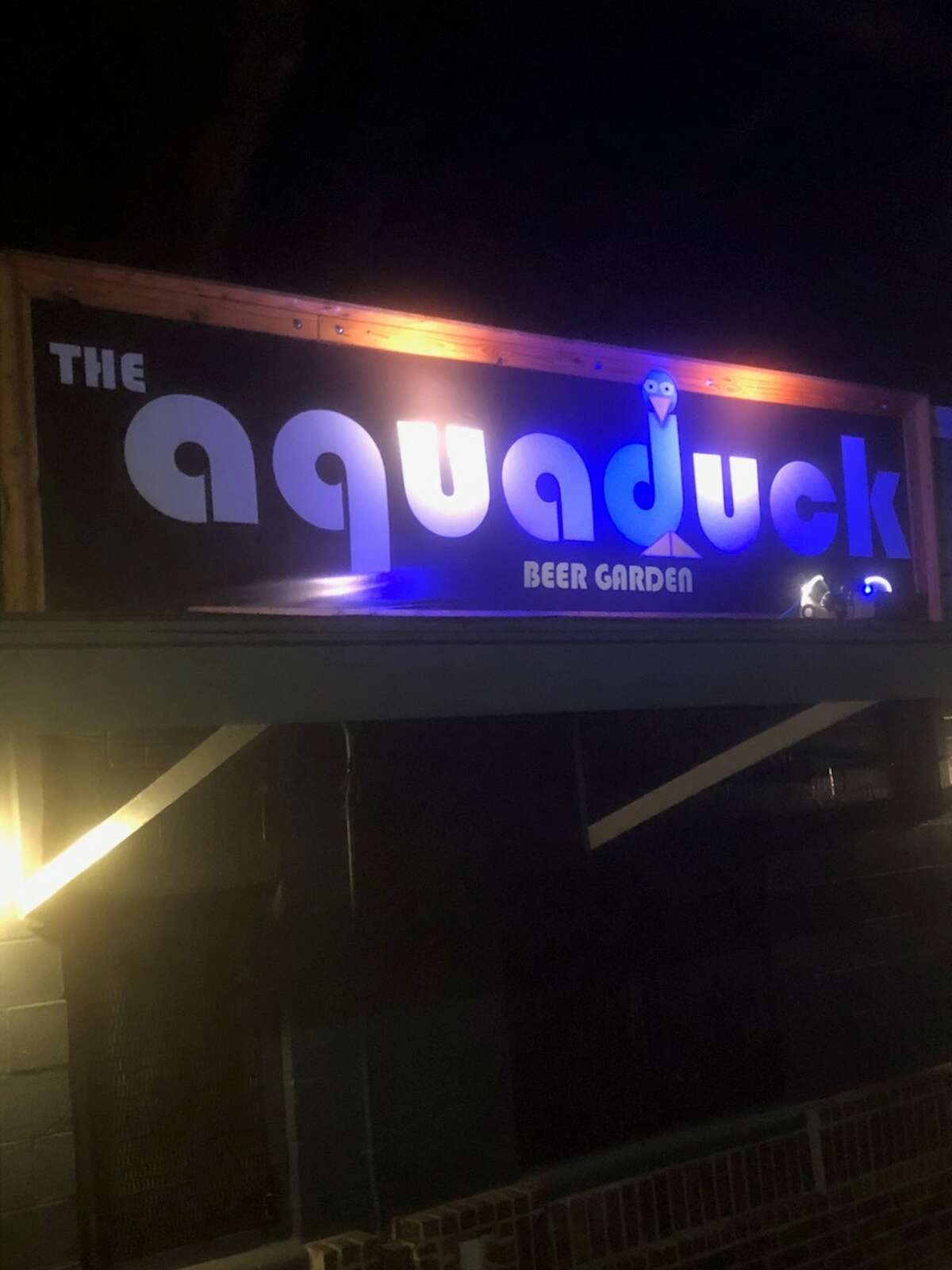 """1st Annual Cowboy Breakfast at The Aquaduck 9 a.m. 9214 Espada Road """"You talk, we listen. You want us open for the Cowboy Breakfast and PARTY ALL DAY LONG, well let's do it. Drink specials, live music, games, outdoors & fires, food trucks, community and FUN FUN FUN!"""""""