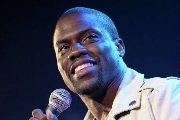 Comedian and actor, Kevin Hart, brings his Irresponsible Tour to the Toyota Center on Saturday.