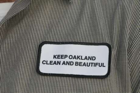 Oakland's trash removal department appears to deter people from dumping in the first place. Photo: Lea Suzuki / The Chronicle