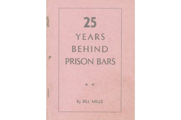 "When Bill Mills got out of prison, he educated people about his life in crime and urged them not to take the same path. ""As I have spent more than half of my life a criminal, I am going to spend the rest of my life trying to prevent some young man or boy from making the mistakes that I have made,"" wrote Mills in his book."