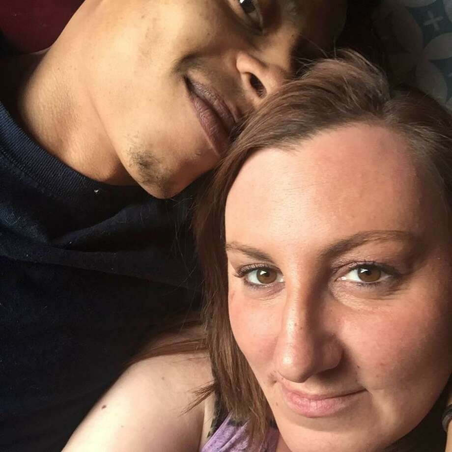 Justus Booze and his fiancee Kristen Hickey planned to married right before he was killed in an accident. (Family photo)