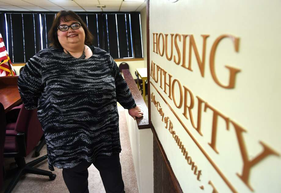 "The U.S. Department of Housing and Urban Development could run out of money by March to make payroll or pay rent for 1,728 area residents living in government-subsidized housing, Beaumont Housing Authority Executive Director Allison Landrum said. ""Hopefully landlords will be considerate of the government shutdown, but our hands are tied,"" she said. ""Landlords have a right to enforce their lease, which says all rent has to be paid."" Photo: Guiseppe Barranco/The Enterprise / Guiseppe Barranco/The Enterprise / / Guiseppe Barranco ©"