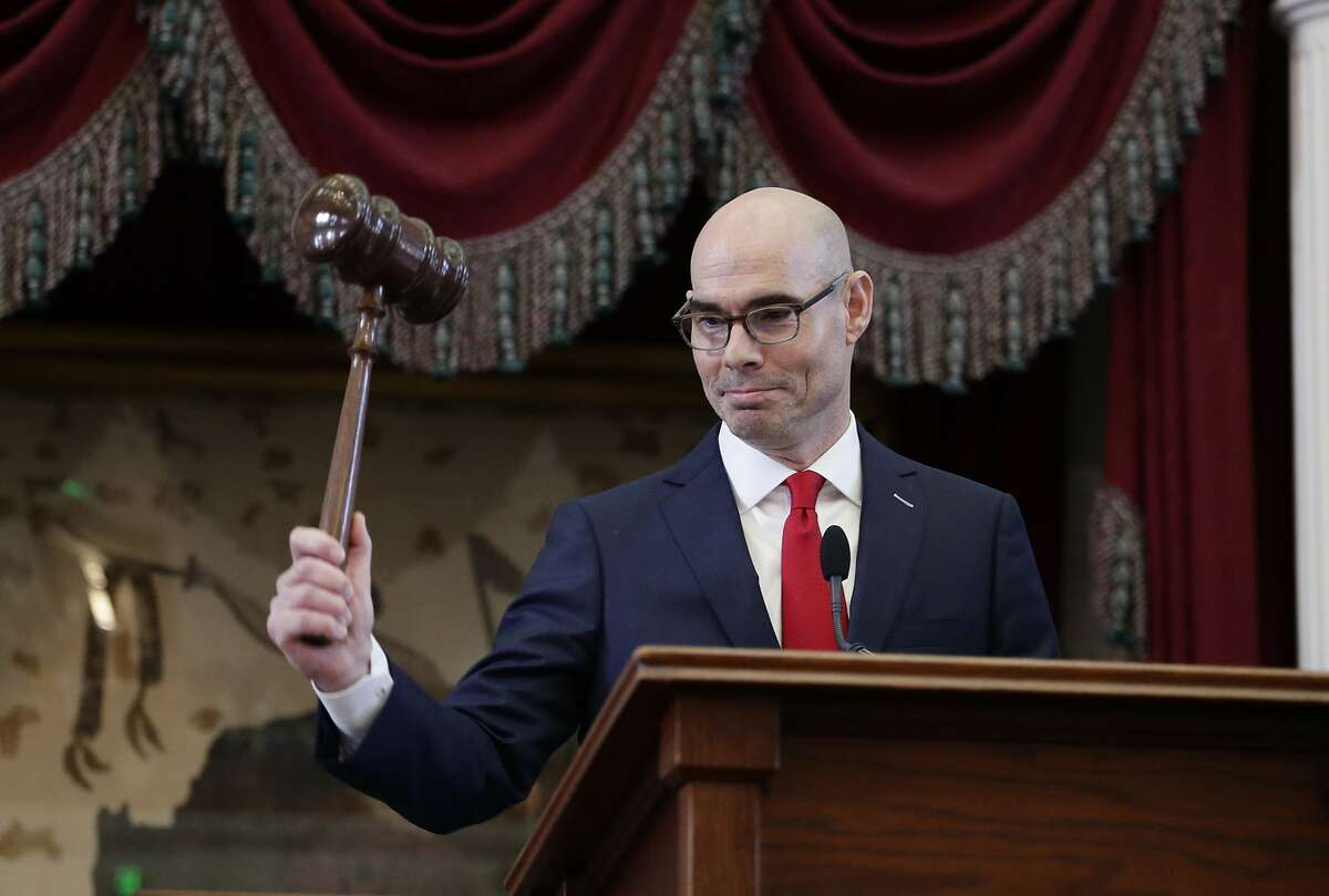 While Texas House Speaker Dennis Bonnen supports higher salaries for teachers, he says