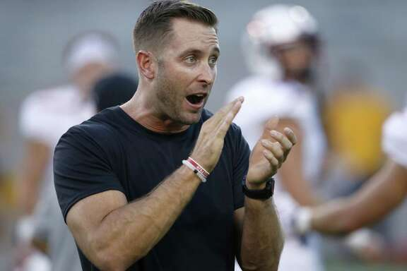The Arizona Cardinals have hired former Texas Tech coach Kliff Kingsbury, a move aimed at providing guidance for young quarterback Josh Rosen and resuscitating the worst offense in the NFL.
