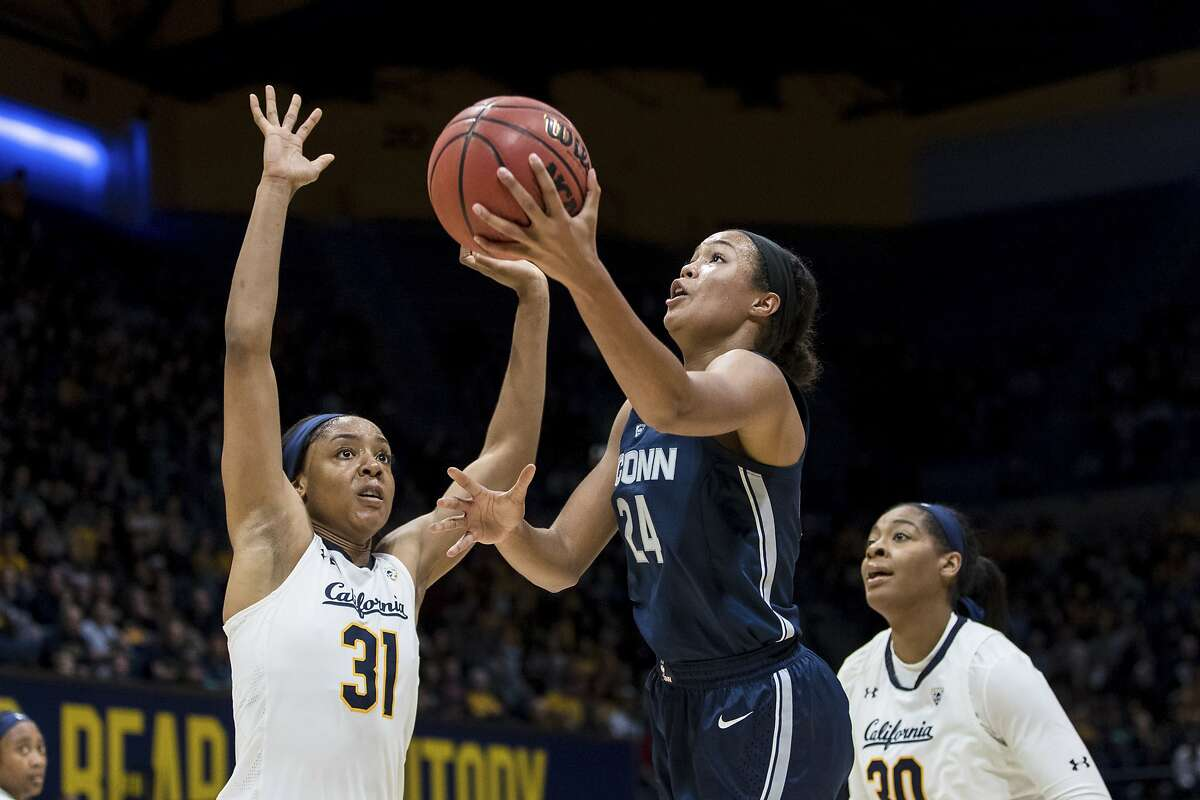 The UConn women's basketball team looks to continue their win streak with a matchup against the South Florida Bulls on Sunday at the Gampel Pavilion. Find out more.