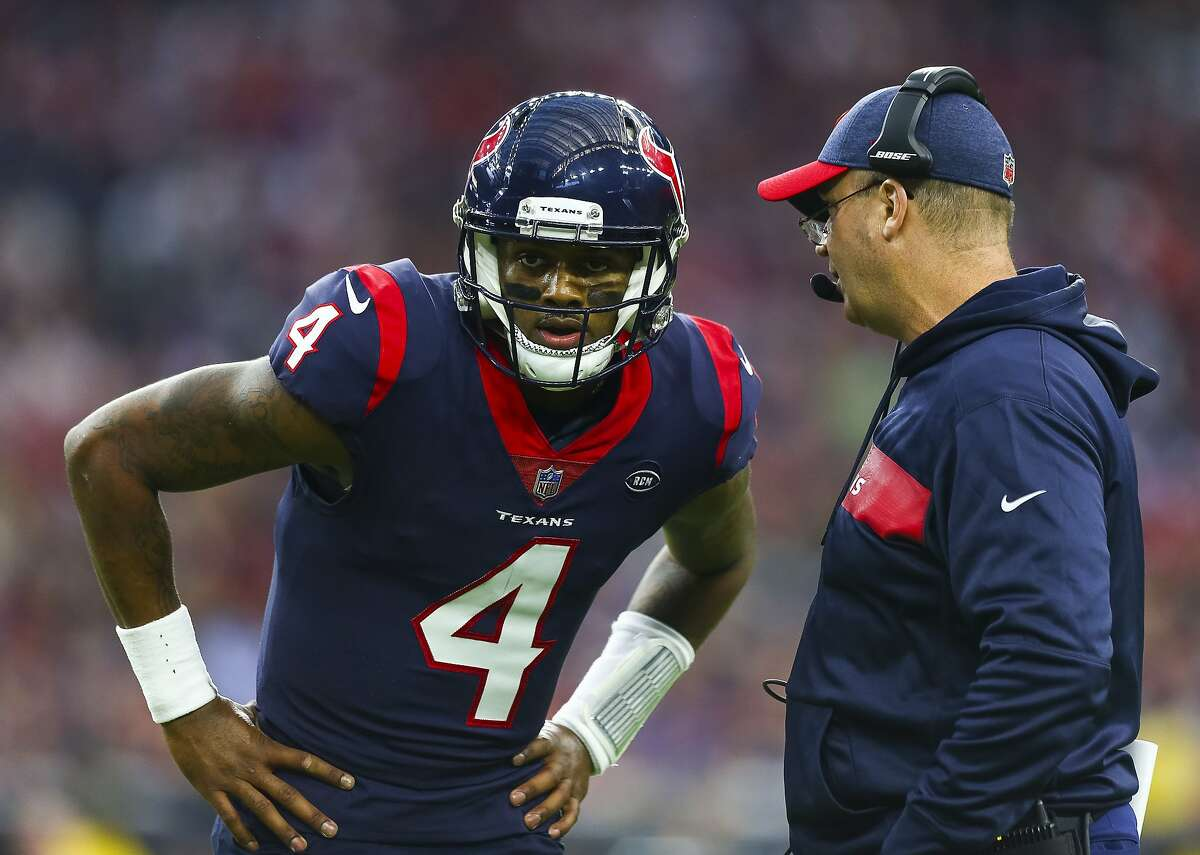 Deshaun Watson, Quarterback Average Draft Position: 42 (Round 4) Sleeper, breakout or bust? For most players on the Texans offense, Watson included, there's what could be versus the reality. Watson has shown he is capable of being the top quarterback in all fantasy football thanks to his duel threat prowess. But, will the offense's potential lack of imagination and holes in the offensive line limit his production? It's impossible to say.For this sake of this exercise we'll say that this is the season he puts it all together and produces for a whole year. Verdict: Breakout.