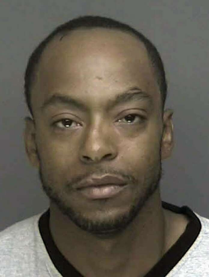 Tajah McClain, 31, of Wood Avenue, in Bridgeport, was arrested Tuesday and charged with murder for the city's latest homicide. McClain is accused of fatally shooting 23-year-old Edwin Barrios early Saturday morning in the Greene Homes housing project. Photo: Contributed Photo / Connecticut Post Contributed