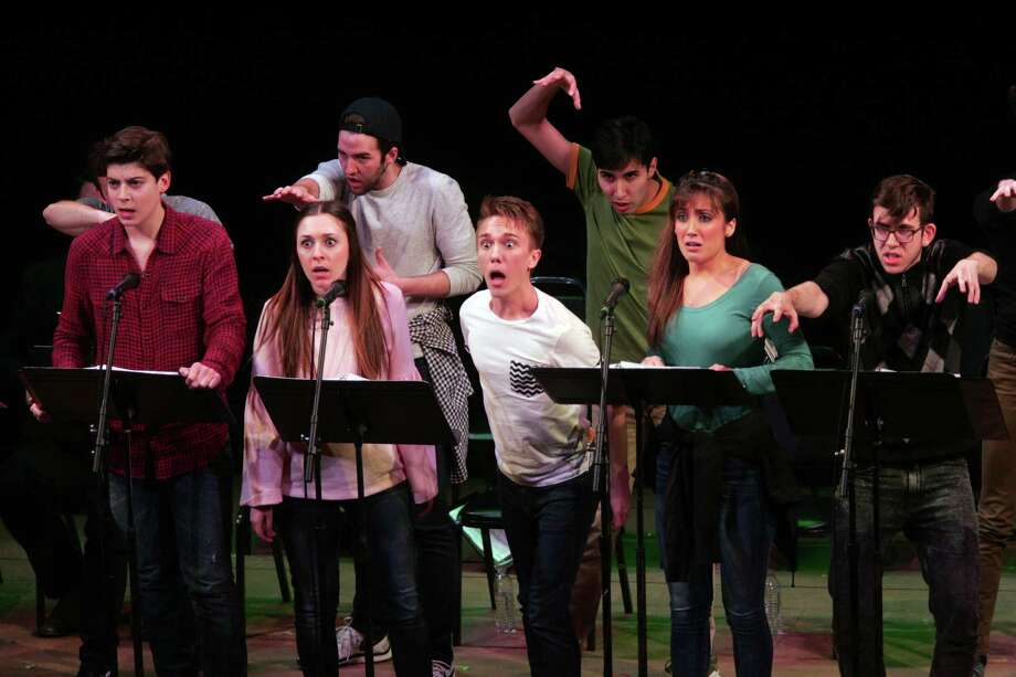 The young cast of a new musical at a previous Festival of New Musicals. Photo: Diane Sobolewski / Contributed Photo / ©2017 Diane Sobolewski