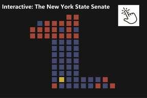 Explore the 2019 New York State Senate interactive.https://www.timesunion.com/interactive/article/Interactive-Control-of-the-NY-state-Senate-is-up-13508562.php