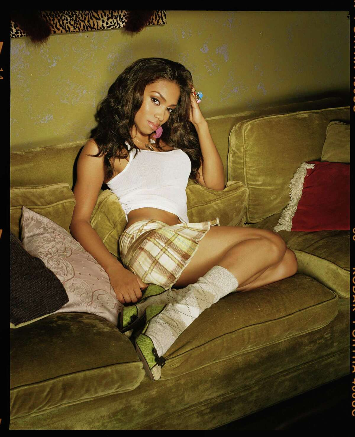 Brooke Valentine She scored a 2005 hit with